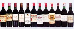 1855 Graves Saint Emilion les classements des vins de Bordeaux