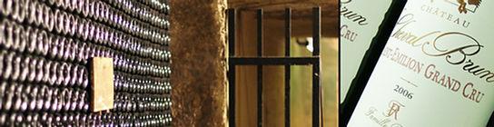 Chateau Cheval Brun, Saint Emilion Grand Cru, Un assemblage harmonieux de Merlot 85%, Cabernet Sauvignon 10% et Cabernet Franc 5%. Le gras et le charnu du vin sont principalement donnés par le Merlot tandis que le Cabernet Sauvignon lui apporte sa finesse.