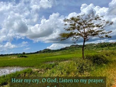 April 2021 Second Tuesday Prayer