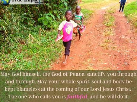 August 2021 Second Tuesday Prayer