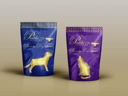 Packaging for cat and dog treats