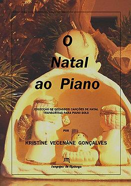 O Natal ao Piano