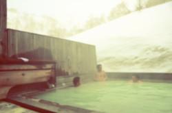 ニセコの温泉