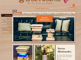 Die neue Website geht online...