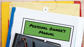 APiD Ep. 035 | Build Your Personal Owner's Manual