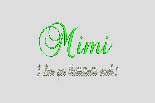 Pretty Stick Girls - Mimi