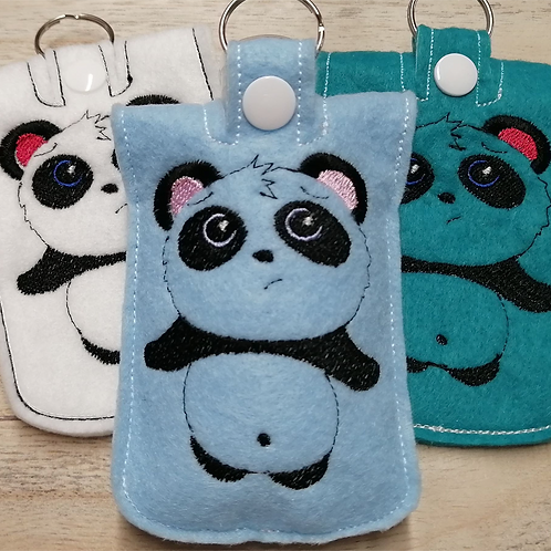 Sanitiser Holder Panda 4x4