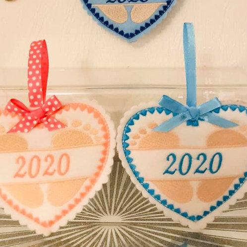 Born 2020