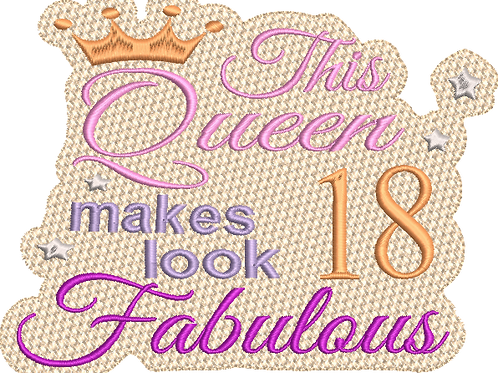Queen 18