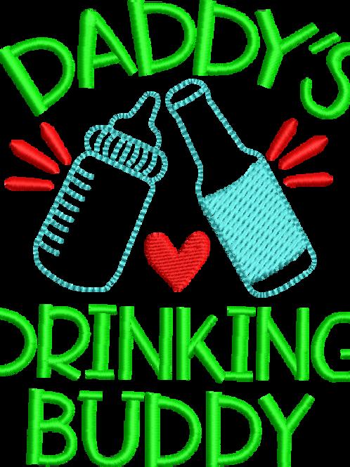 Dad Drink Buddy - Mum Drink Buddy - Gma Drink Buddy - Gdad Drink Buddy