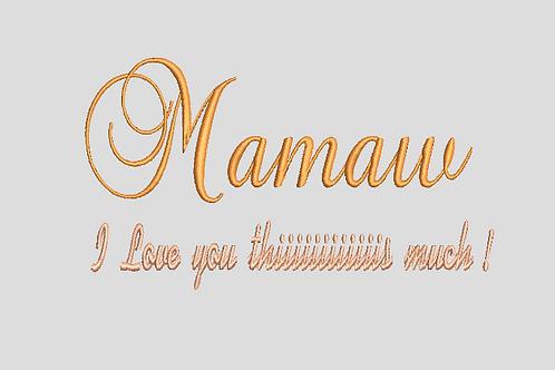 Pretty Stick Girls - Mamaw