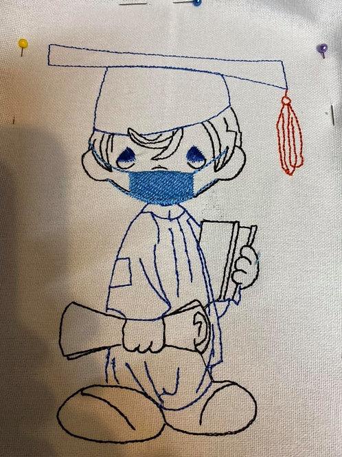 Graduation Boys - (4x4 & 5x7)