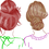 Thumbnail: Redhead Brunette - (5x7)