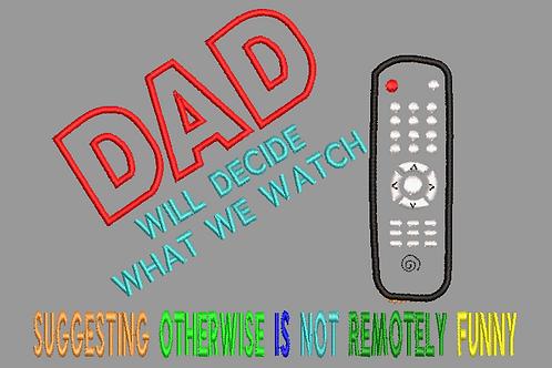 Dad Remote