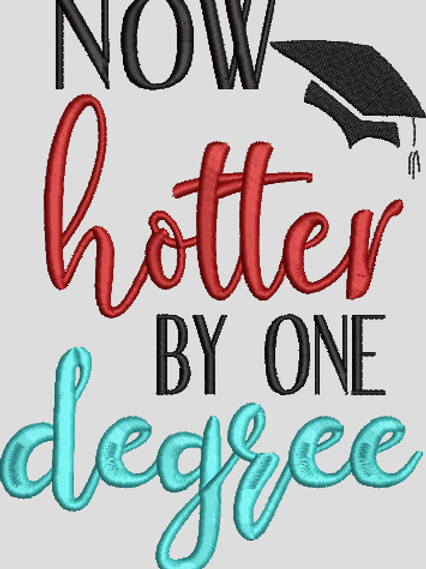Hotter by 1 Degree