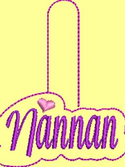 NanNan Key Fob