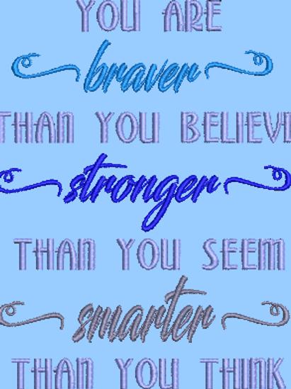 Braver Smarter