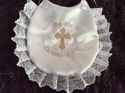 Christening Day Cross