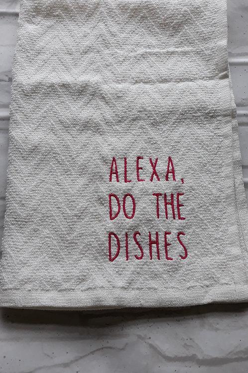 Alexa Dishes