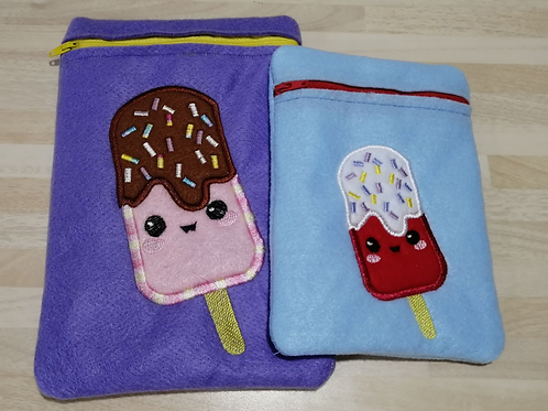Sprinkles Lolly Zip Pouch