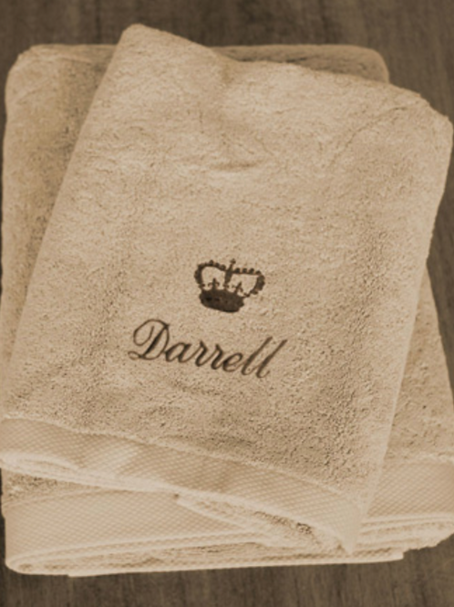 Personalised Towels - Prices Start From