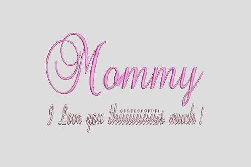 Pretty Stick Girls - Mommy