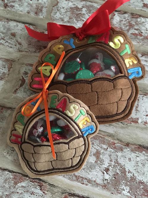 Easter Basket Treat Bag