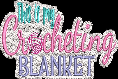 Crocheting Blanket