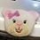 Thumbnail: ITH Bear Face Zip Bag 4x4