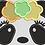 Thumbnail: Panda - (4x4 & 5x7 & 6x10)