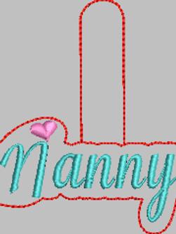 Nanny Key Fob