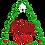 Thumbnail: Xmas Tree Hangers x4