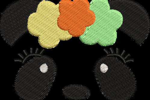 Panda - (4x4 & 5x7 & 6x10)