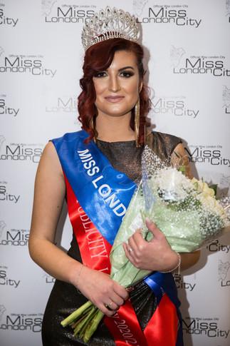 Miss London City 2020/2021