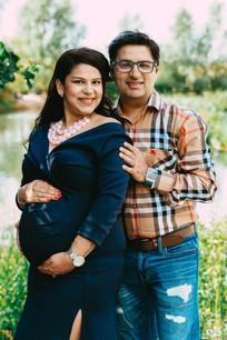 Hitesh's Family