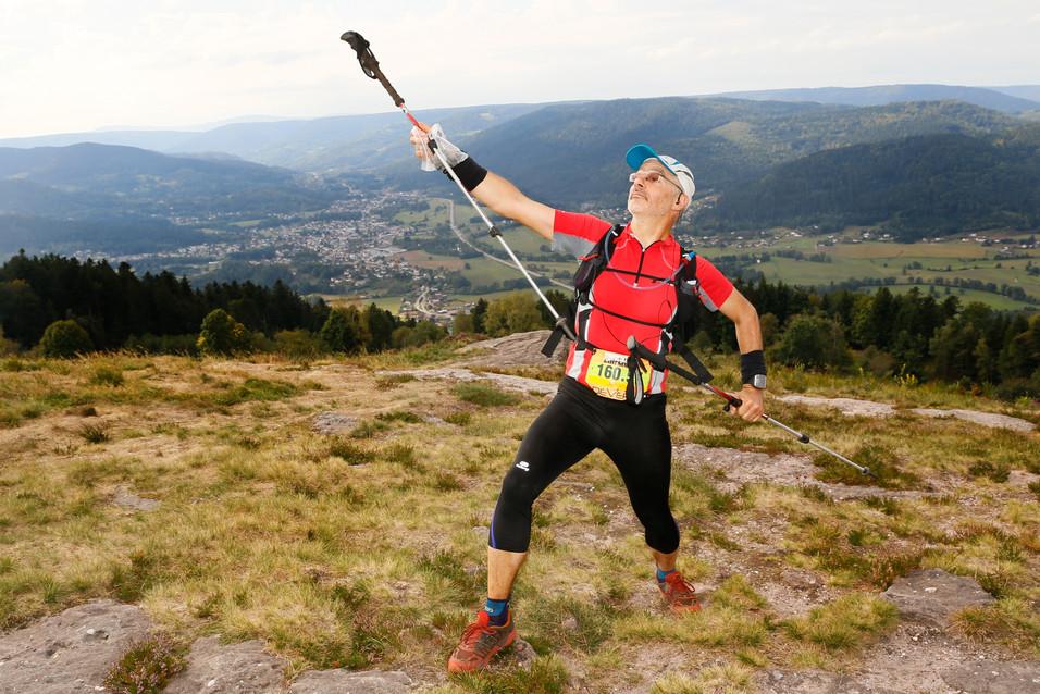 Trail des Vosges
