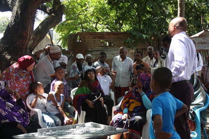NGT participatory workshops