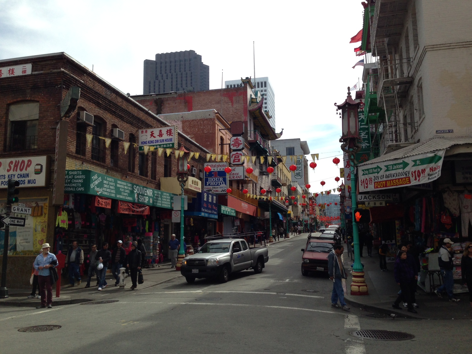 1 BD in China Town