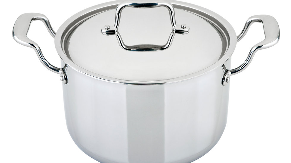 All-Ply Copper Core Stockpot, 7.5 quart