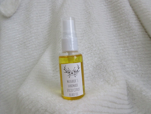 SPICED CITRUS BEARD & HAIR OIL