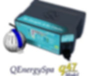 Ionic Foot Spa, QEnergy
