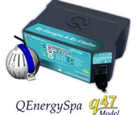 Ionic Foot Spa, QEnergy