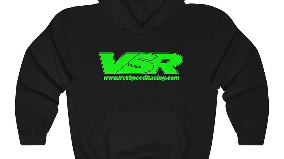 Vet Speed Racing Black Unisex Heavy Blend™ Hoodie