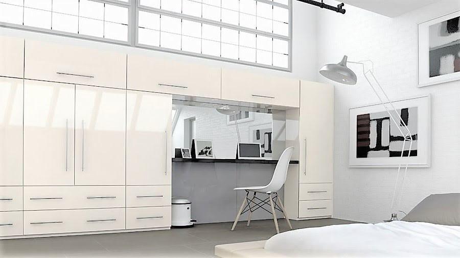 High gloss Jasmine Bedroom