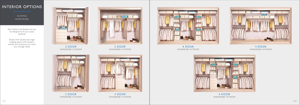 Sliding wardrobe door brochure 7