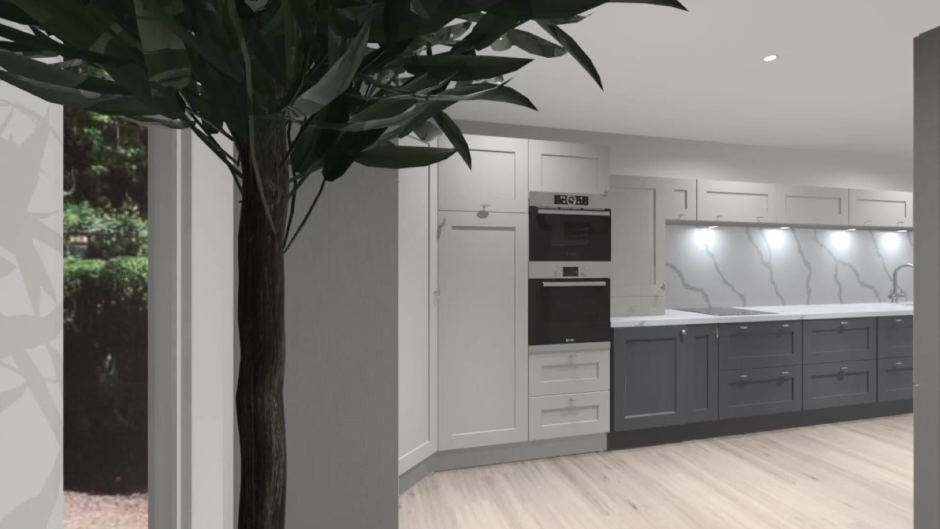 Kitchen Project. Morecambe UK.mp4