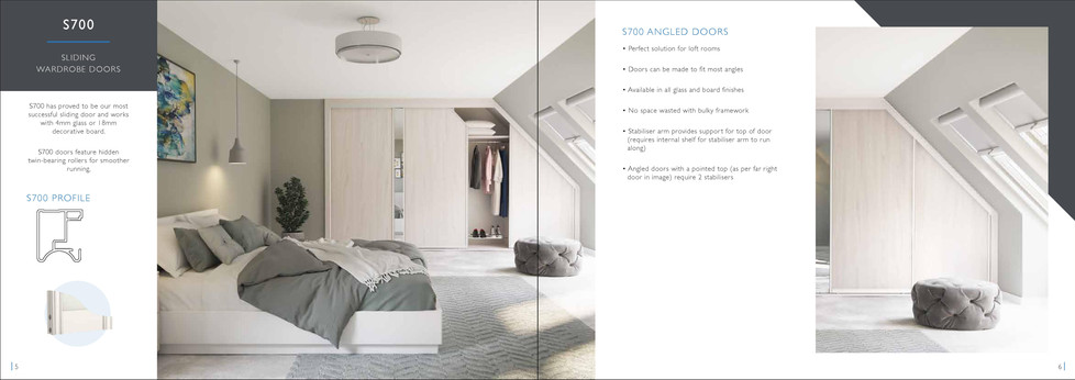 Sliding wardrobe door brochure 4