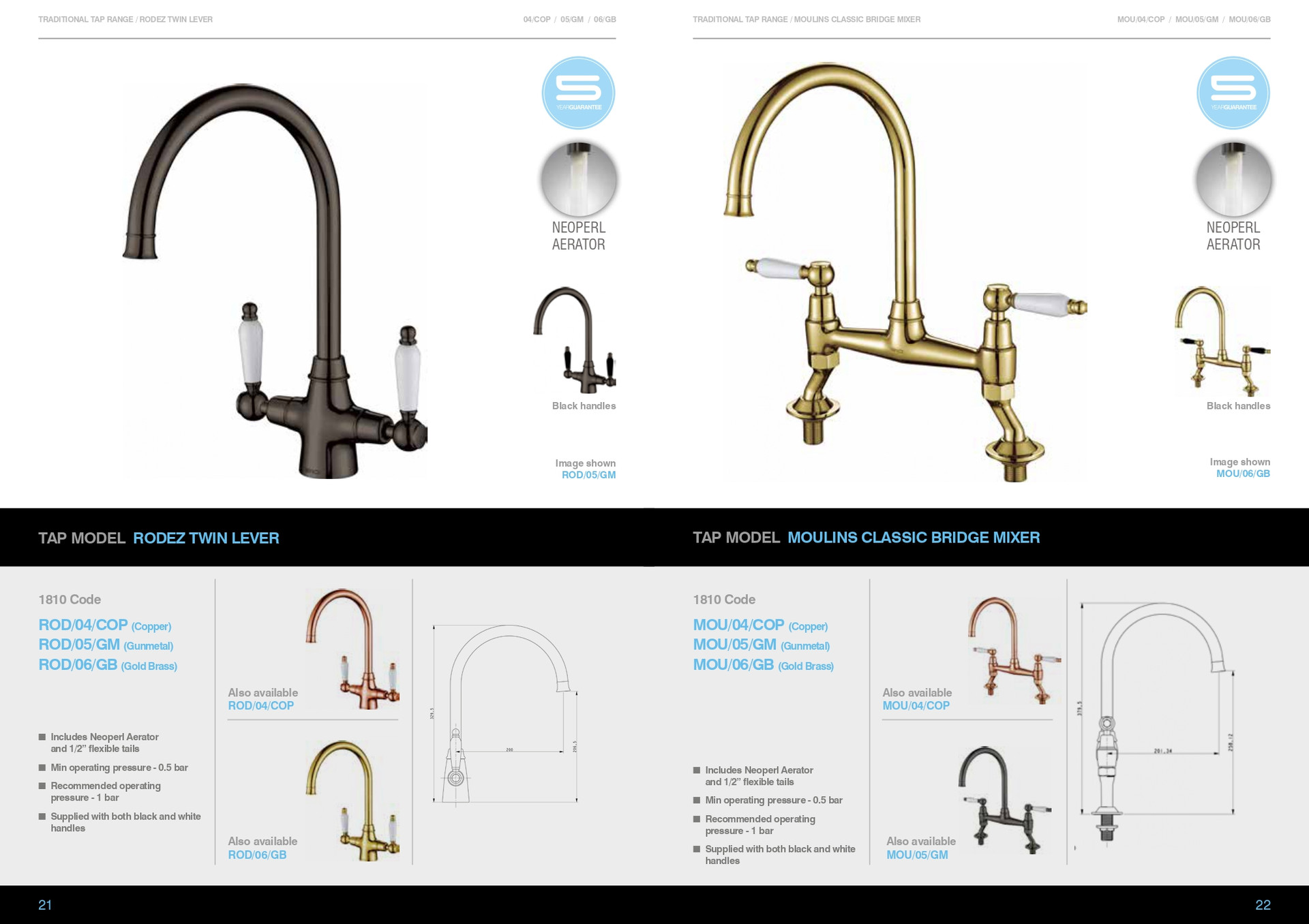 Sinks and taps from 1810 Company 012.jpg