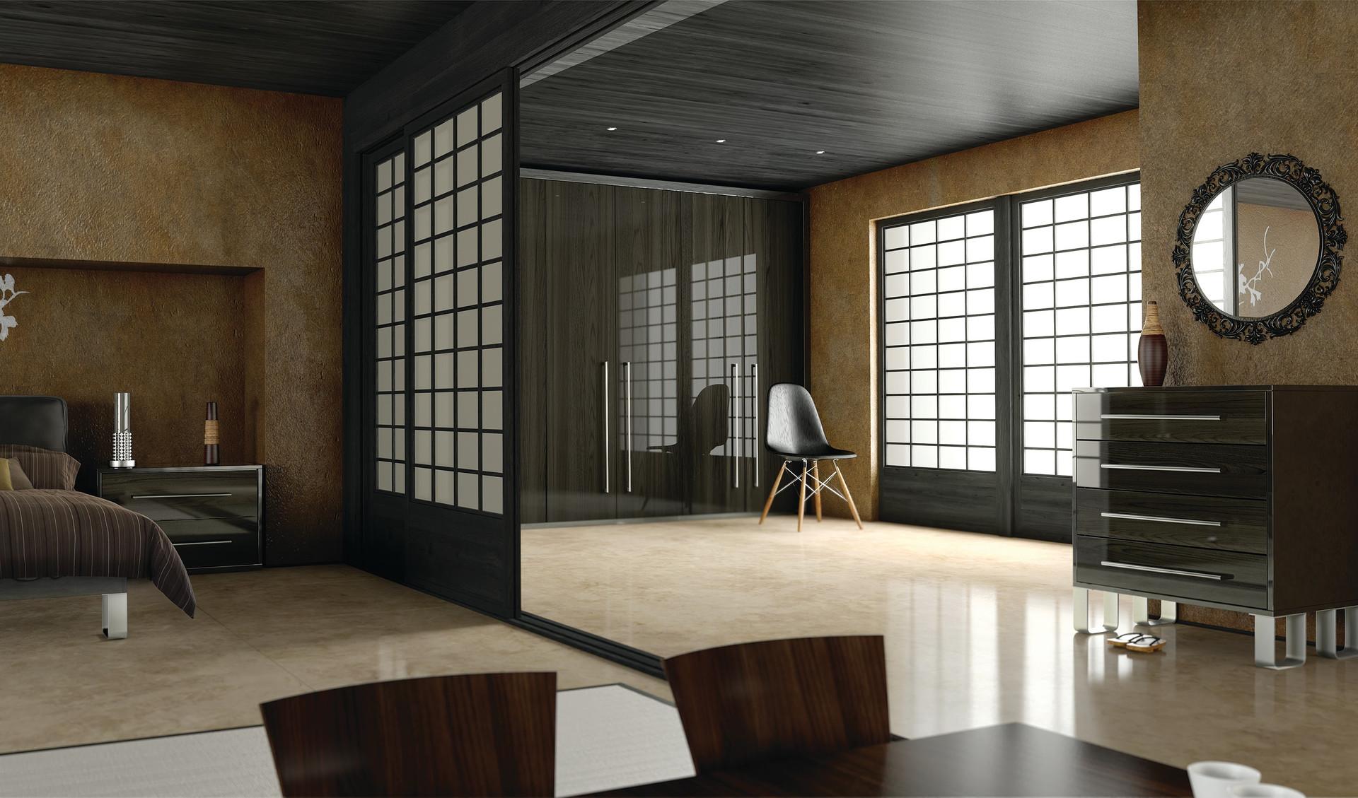 Japanese Pear.Bedroom