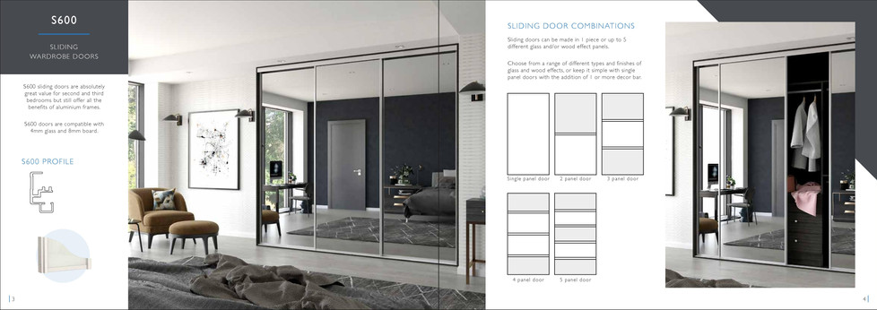 Sliding wardrobe door brochure 3